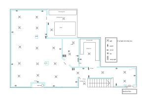Electrical Model Layout Basement Renovation Mississauga