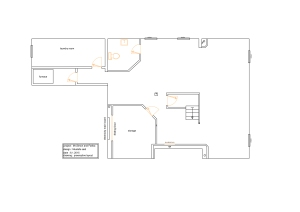 Basement Home Renovation Model Layout